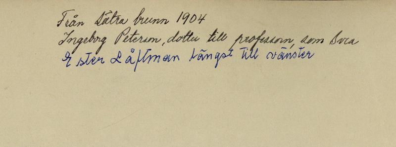 Sätra Brunn. Slåtterfesten 1904.  Text..jpg