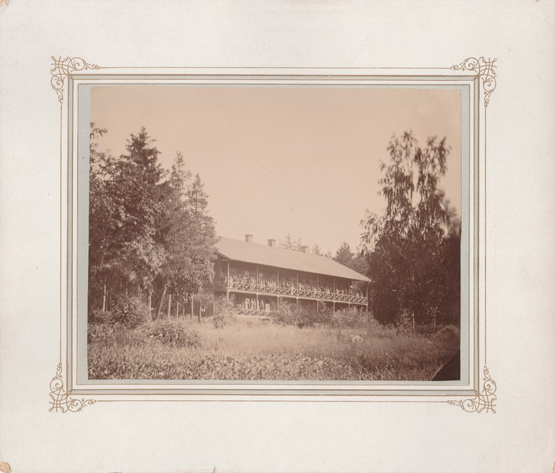 Skogsbo. Årtal 1900-tal. S.jpg