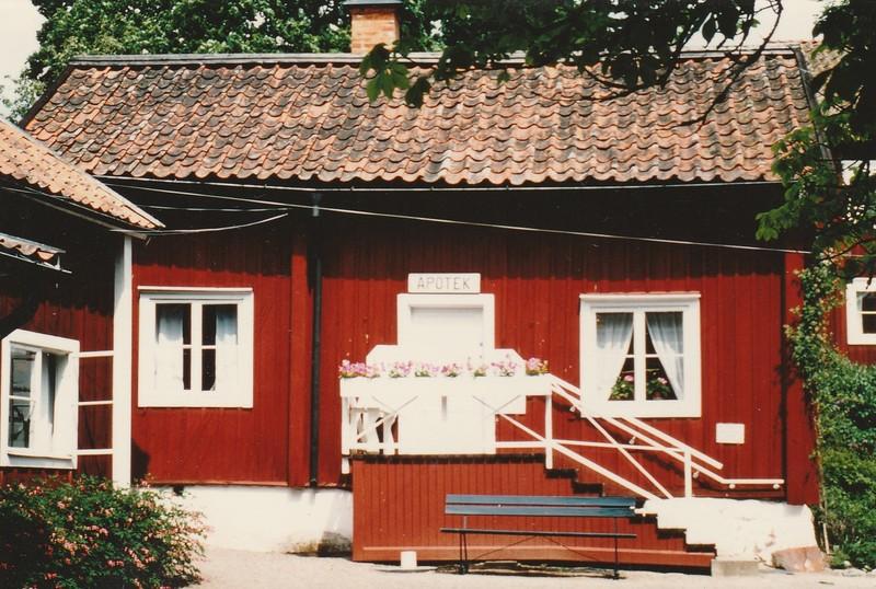 Apoteket. Entre. Årtal 1977..jpg