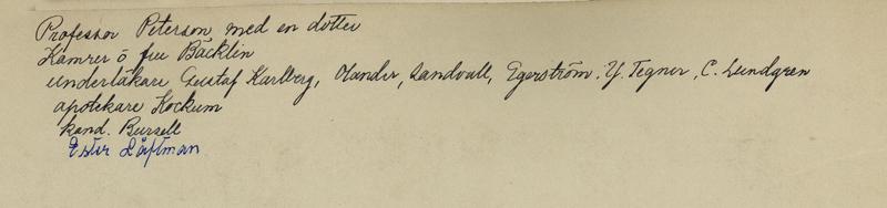 Från Sätra Brunn 1904. Prof Pettersson m fl. Text..jpg
