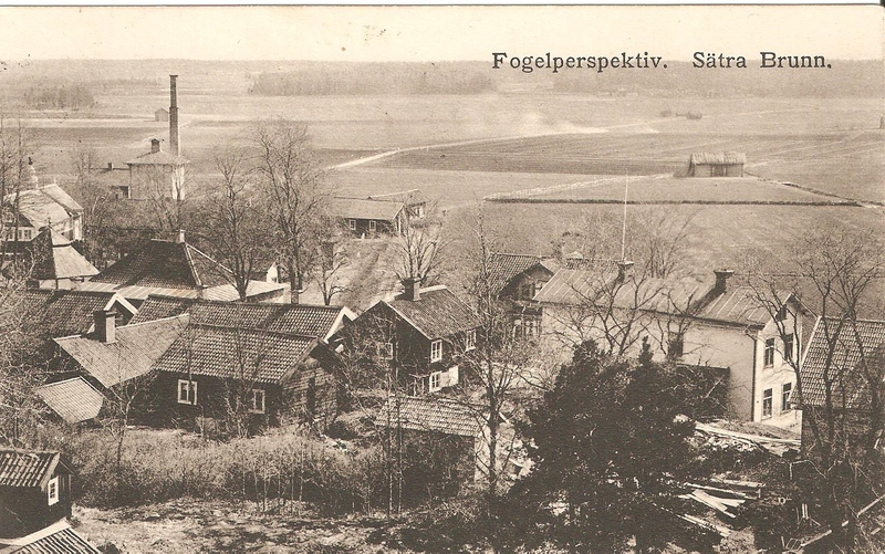 Fogelperspektiv. 1900-tal. Postst Sätra Brunn 22.6.xx Asida.jpg