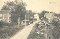 Affären. 1920-tal. Lasarettet. Postst Sätrabrunn 8.6.2x Asida.jpg