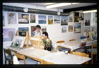 Sysselsättningen måleri galleri