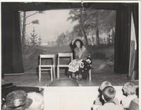 Kabare´ 1956. Bild 3.<br /><br />
