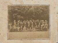 Sätra Brunn. Personal och gäster. År 1880. Foto..jpg