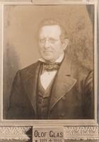 Sätra Brunn. Olof Glas. Intendent vid Sätra Brunn 1852 - 1862. Foto av tavla..jpg