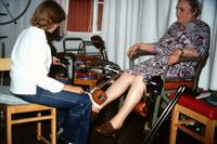 Lårmuskelövning 1977
