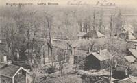 Fogelperspektiv. 1910-tal. Postst Sätra Brunn 21.6.xx ASida.jpg