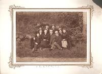 Personal på Sätra Brunn sommaren 1891
