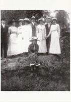 Sätra Brunn. Midsommar år 1912. Foto.jpg