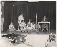 Kabare´ 1956. Bild 7.<br /><br />