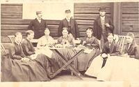 Brunnsgäster i Sätra. Ca 1880-tal. Asida.jpg