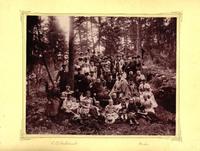 Sätra Brunn. Brunnssällskapet omkring 1895. Gåva av Ingegerd Henschen-Ingvar 1971. Foto.jpg