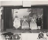 Kabare´ 1956. Bild 6.<br /><br />