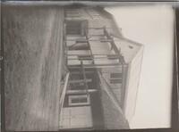Sätra Brunn. Ofvandahls. Ombyggnation. Årtal 1924-25. Landsvägen från öster..jpg