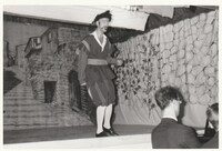 Mohrens sista suck. Sätra Brunn Salongen. Årtal 1962. Bild 2.