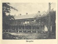 Skogsbo. 1920-tal. Bild 2