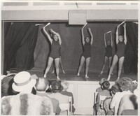 Kabare´ 1956. Bild2.<br /><br />