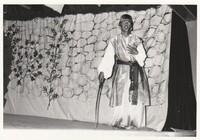Mohrens sista suck. Sätra Brunn Salongen. Årtal 1962. Bild 5. Nils-Johan Höglund som den moriske prinsen Mustapha ben Abel Guzan. Foto.jpg
